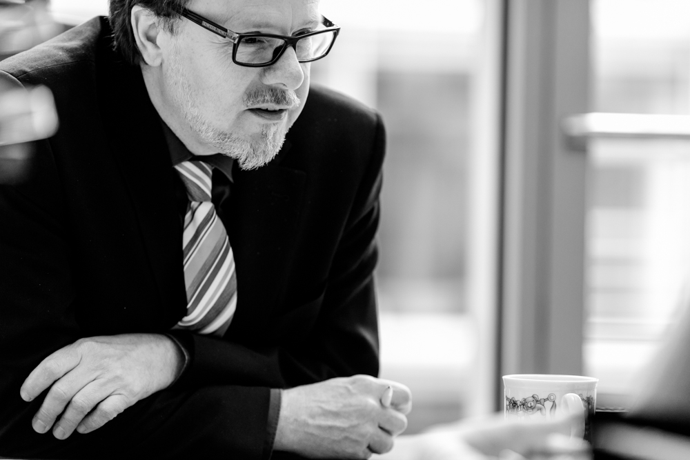 Bildreportage Dokumentation Bundestagsabgeordneter MdB Frank Heinrich