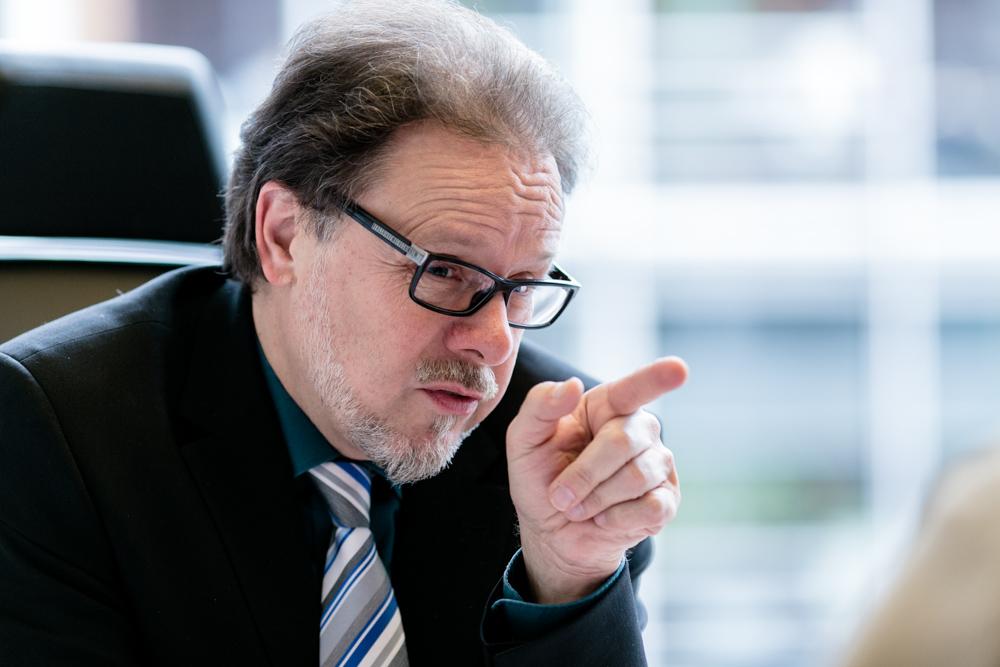 Bildreportage Bundestagsabgeordneter MdB Frank Heinrich