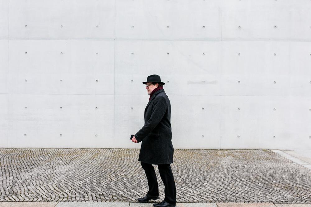 Bundestagsabgeordneter MdB Frank Heinrich in Berlin