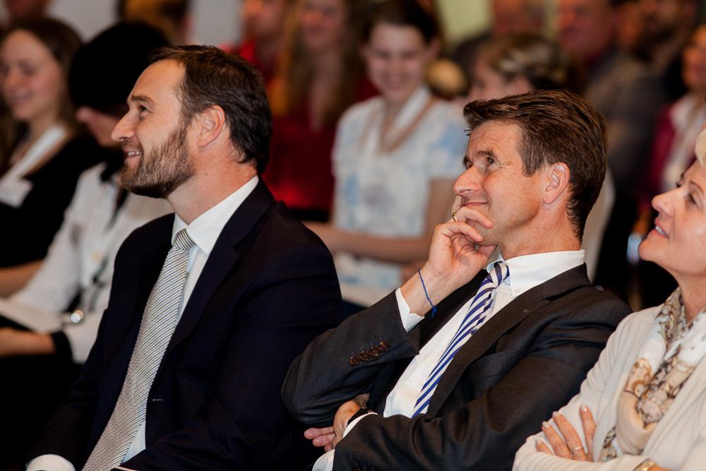 Eventreportagebild zur Veranstaltung der Stiftung deutsche Wirtschaft