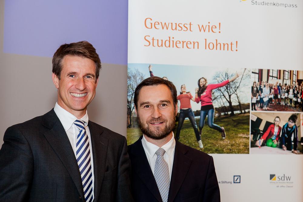 Veranstaltungsfoto der Stiftung deutsche Wirtschaft in Dresden