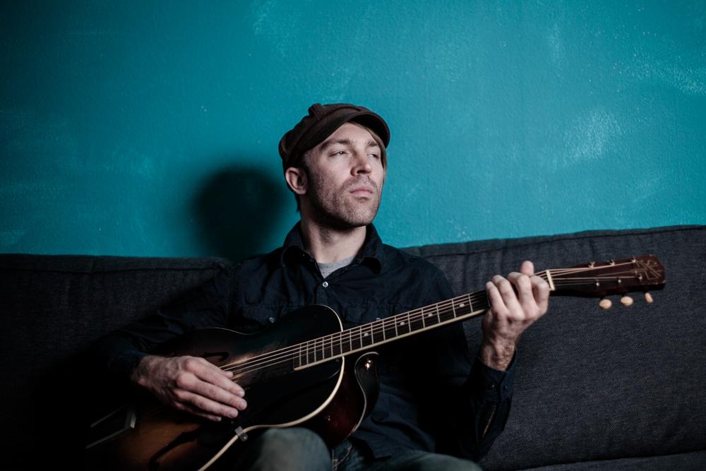 Künstlerportrait von Musiker Orion Walsh aus Nebraska