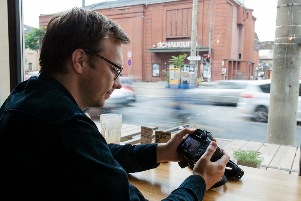 Imagebild eines Fotografen in Dresden