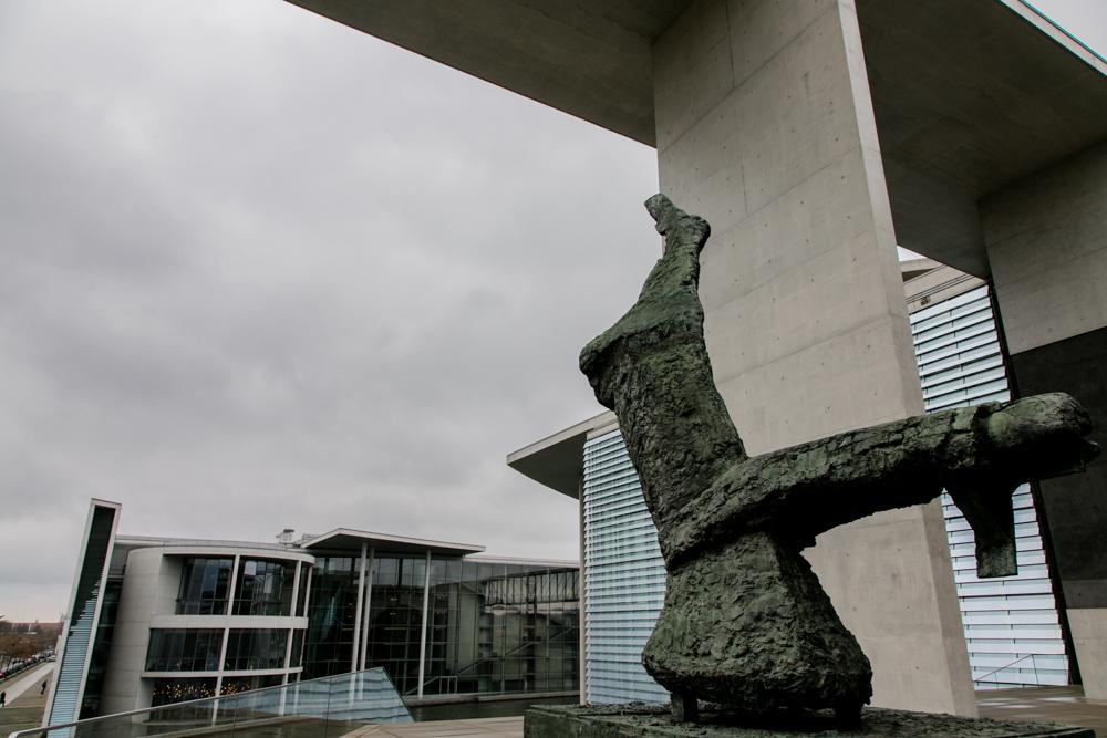 Paul-Löbe-Haus Bundestag Berlin