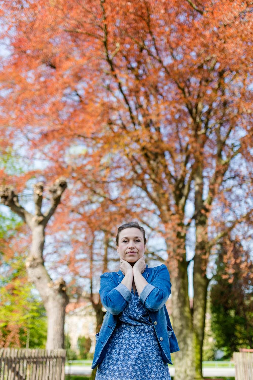 Frauenportrait von Fotograf in Kamenz