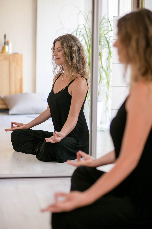 Yoga Coach Heike Eckert in Radebeul