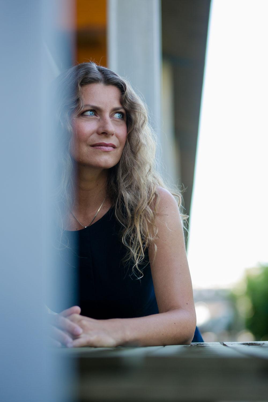 Frauenportrait in Radebeul