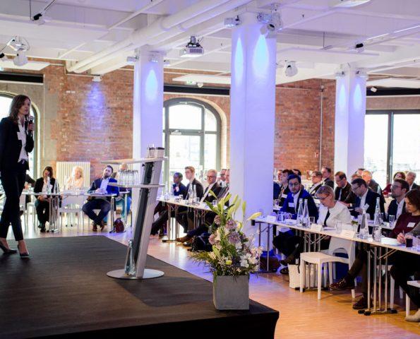 Konferenz im Spreespeicher Berlin