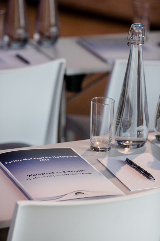 Konferenz im Spreespeicher in Berlin