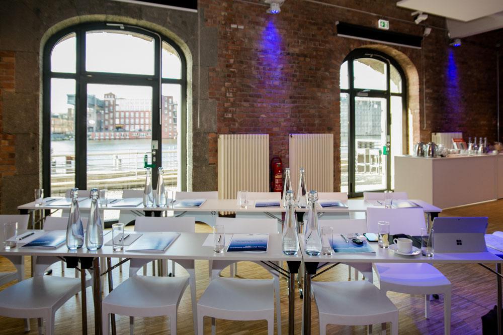 Eventfotos von Konferenz im Spreespeicher in Berlin