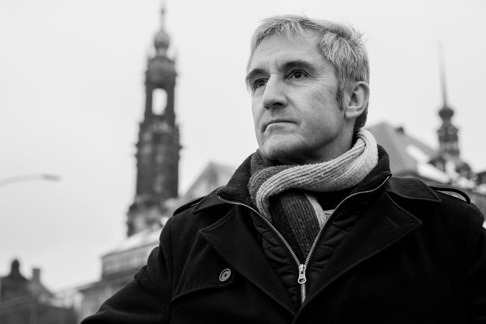 Frank Richter Portrait von Fotograf in Dresden