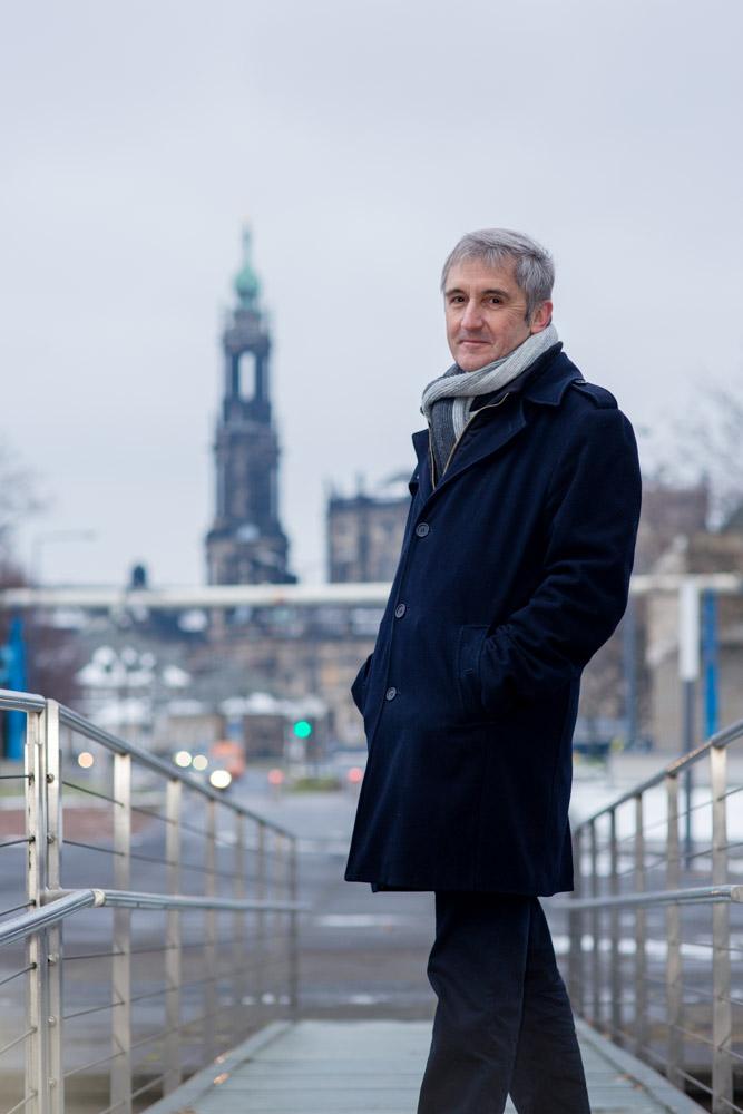 Portrait von Frank Richter in Dresden