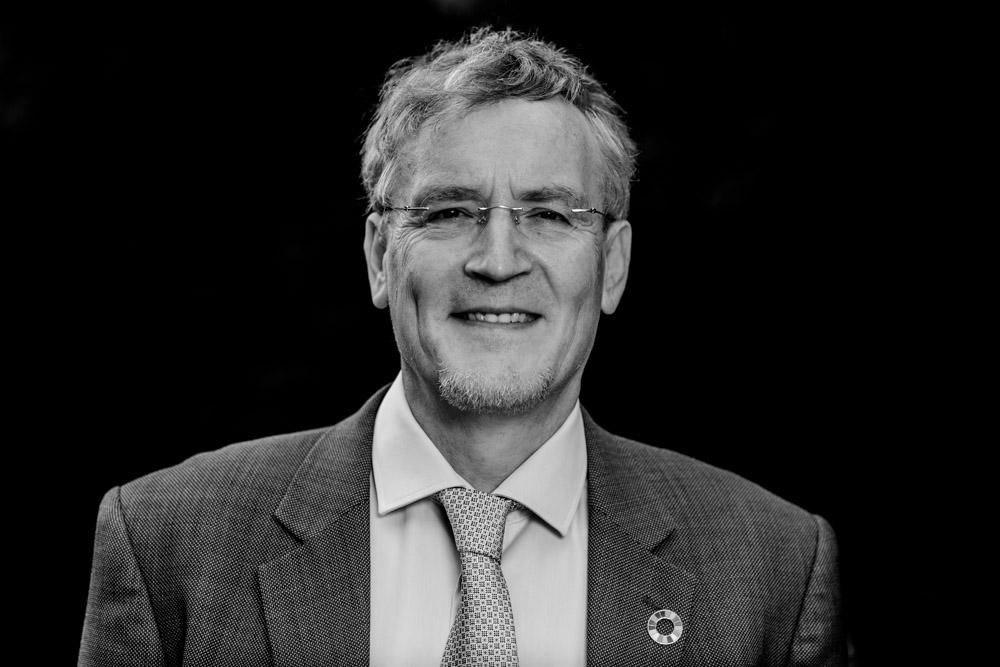 Businessportrait von Prof. Stefan Brunnhuber